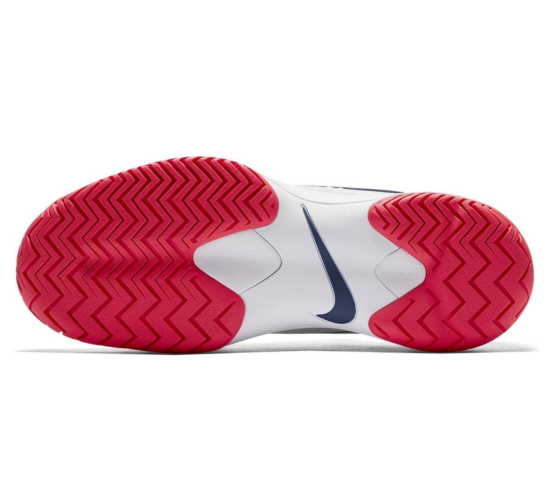 reputable site 3d3a1 df6b9 Nike - Zoom Cage 3 HC Mujer Zapato de tenis (blancoazul oscuro)