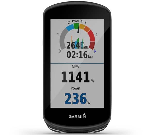 GARMIN Edge 1030 Plus Cycling Computer - 1