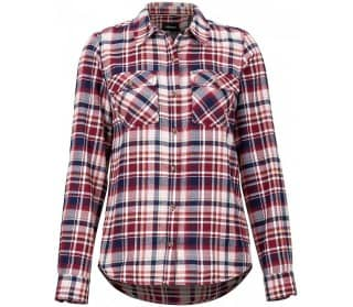 Bridget Midwt Flannel Women Blouse