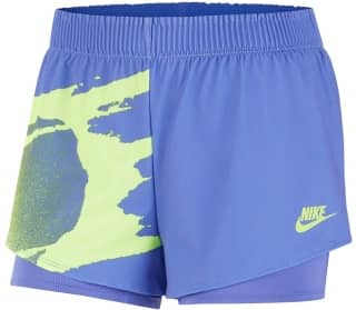 Nike Slam Damen Tennis-Shorts