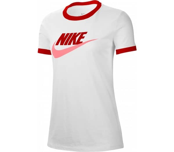 NIKE SPORTSWEAR White Women T-Shirt - 1