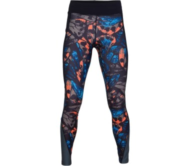 Peak Performance - Block women's functional tights (black/blue)