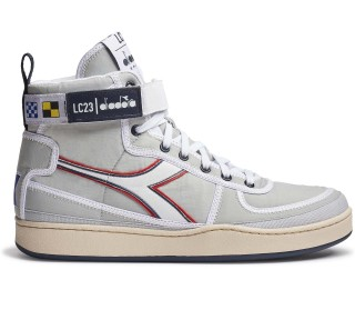 X LC23 Mi Basket Sailing Nylon Hommes Baskets