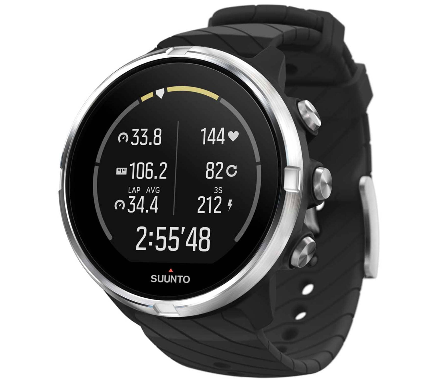 Suunto - 9 G1 outdoor watch (black)