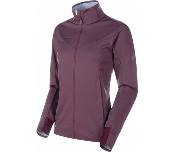 MAMMUT Ultimate V Women Softshell Jacket - 1
