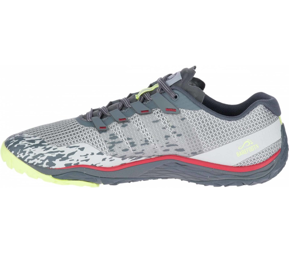 Merrell Trail Glove 5 Men Trailrunning Shoes grey