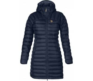 Snow Flake Women Down Coat