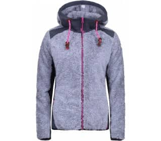 Ceres Dames Fleece Jas