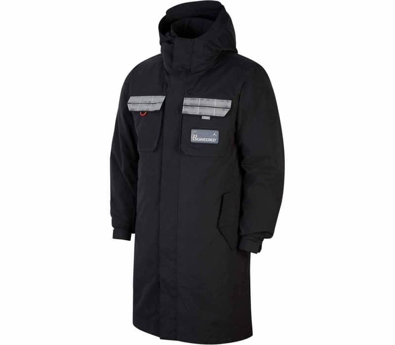 23 Engineered Herren Parka