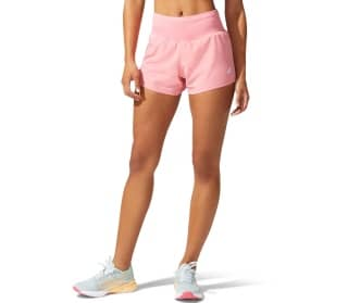 ASICS Road 3.5In Damen Laufshorts