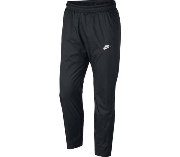 NIKE SPORTSWEAR Black Men Track Pants - 1