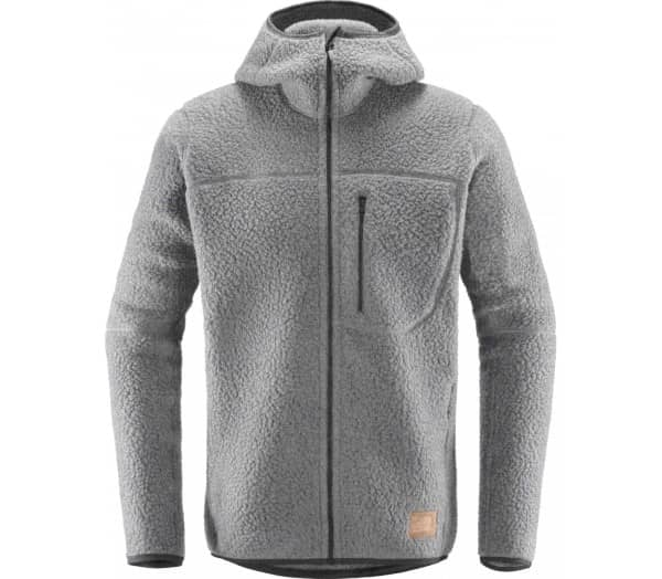 HAGLÖFS Pile Hood Men Fleece Jacket - 1
