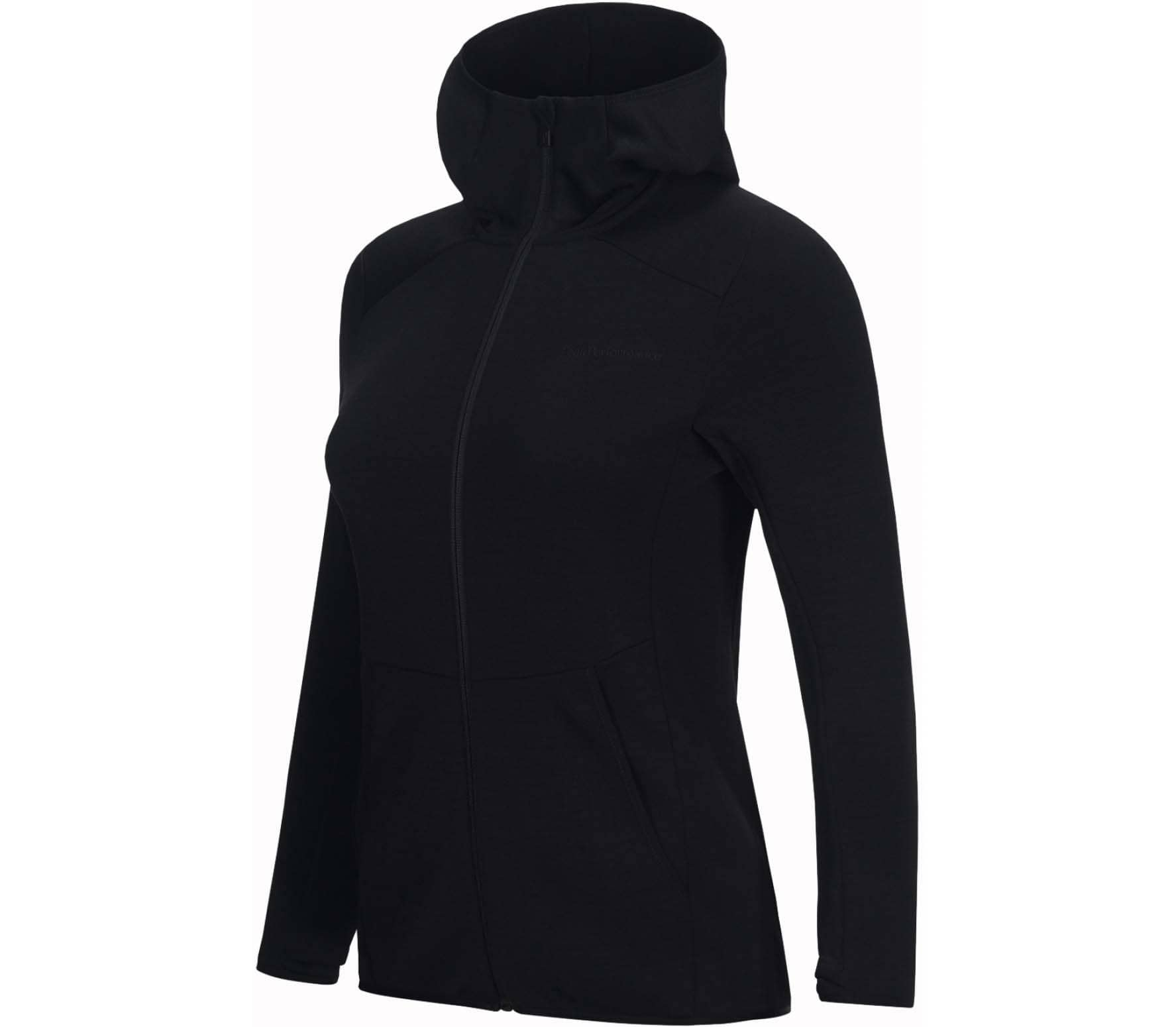 Peak Performance - Helo women's Powerstretch jacket (black)