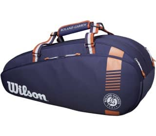 Roland Garros Tour 6 Unisex Tennis Bag