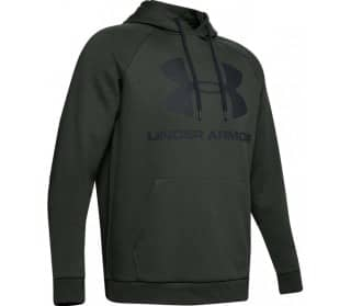 Rival Fleece Sportstyle Hommes Sweat à capuche