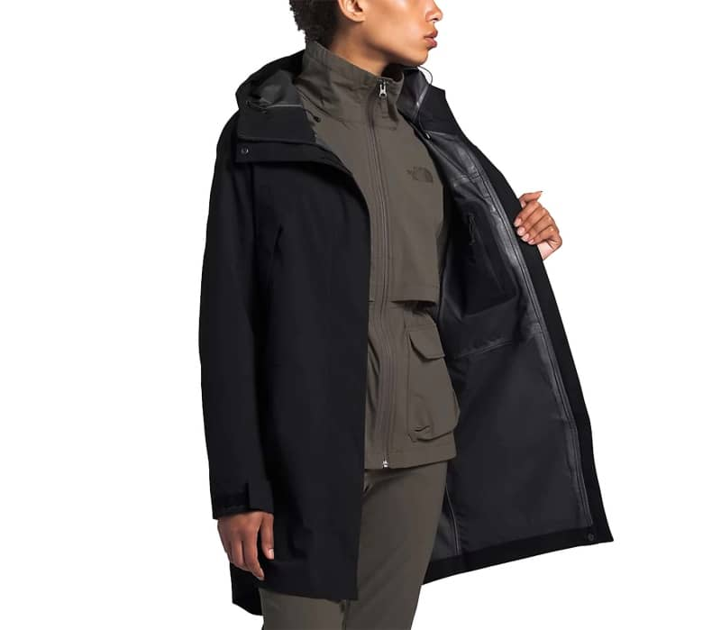 City Futurelight™ Dames Parka