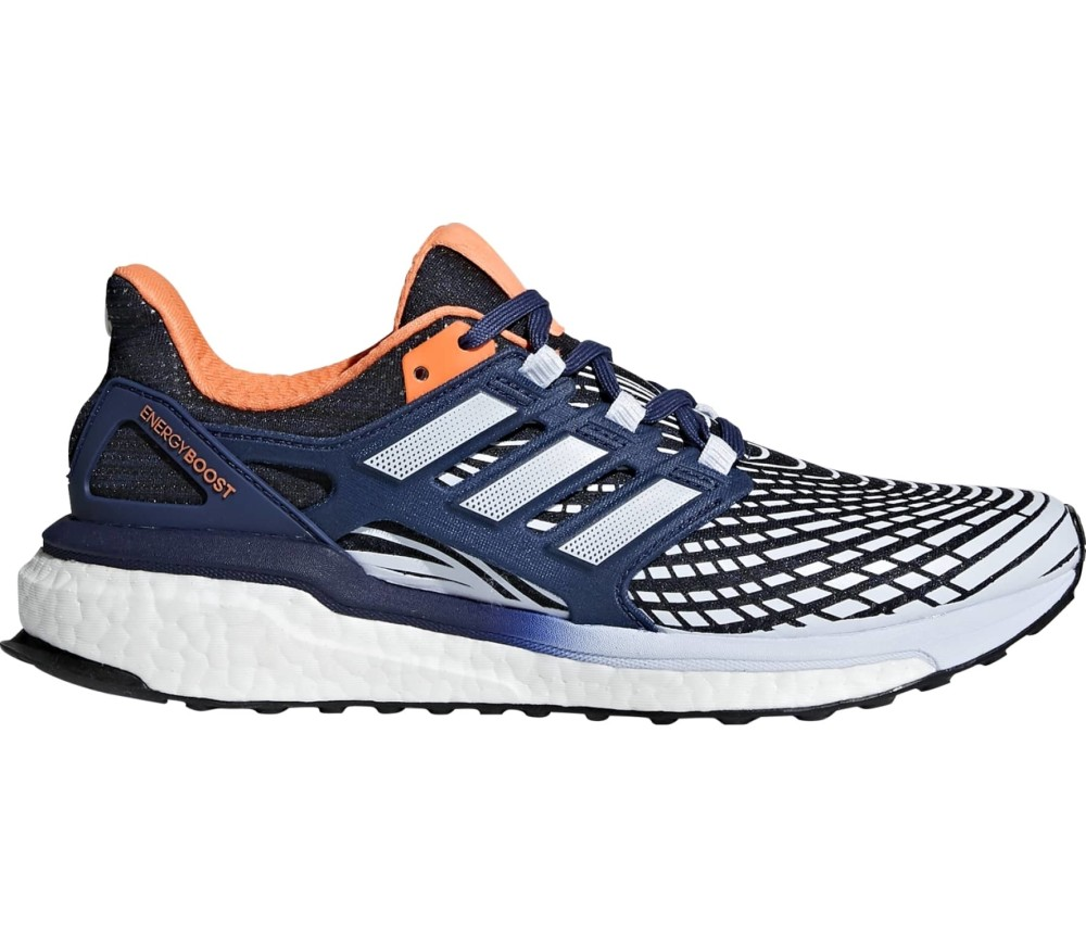 best loved 2c934 778ff Adidas - Energy Boost womens running shoes (blueorange)