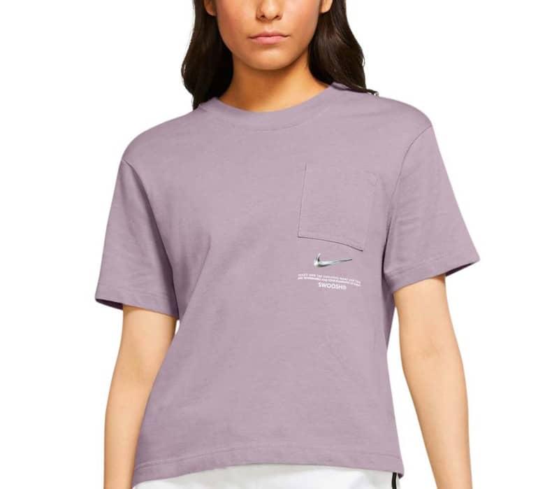 Swoosh Damen T-Shirt