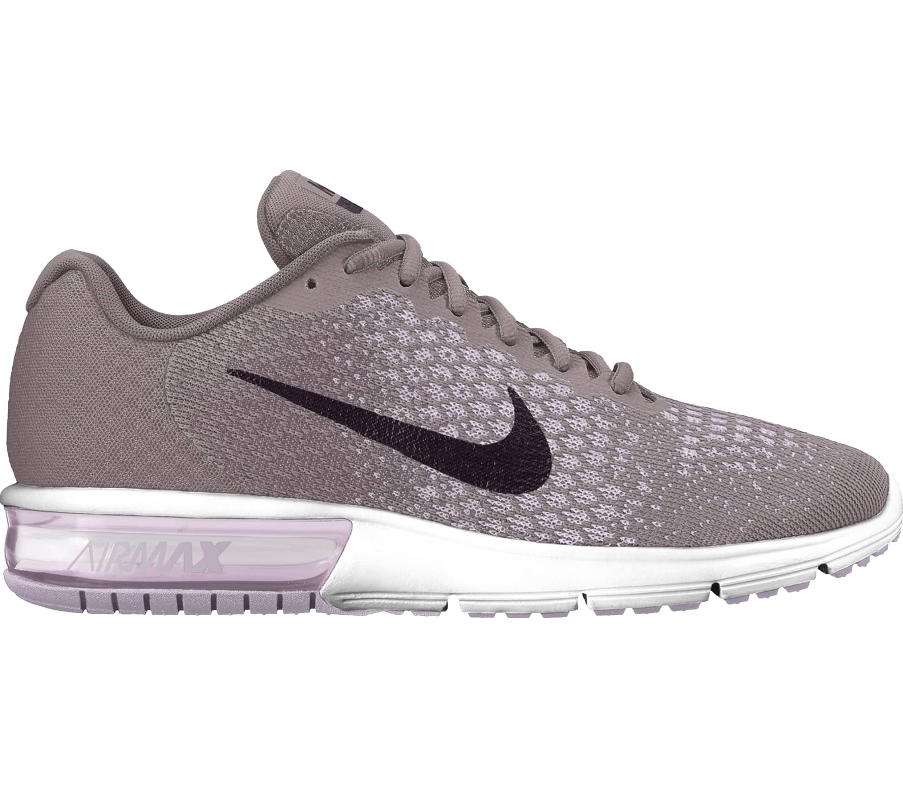 detailed look 259bd bfe0d Nike - Air Max Sequent 2 Mujer Zapatos para correr (marrón)