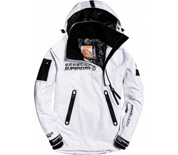 SUPERDRY SPORT® Snow Rescue Overhead Men Ski Jacket - 1