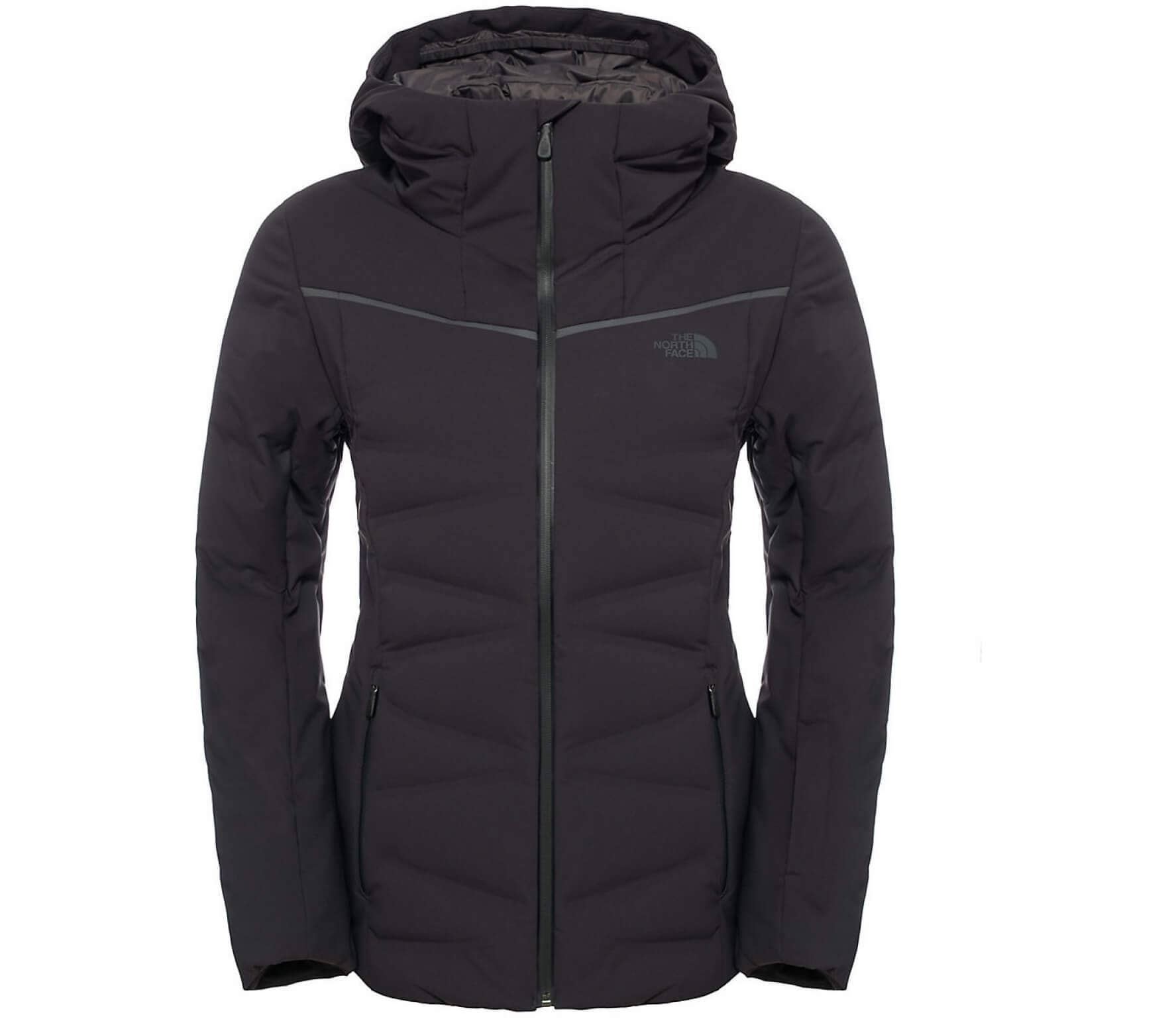 12af7a3150 ... promo code 35d65 28ca6 The North Face - Charlanon Down womens down ski  jacket (black ...