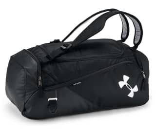 Under Armour Contain Duo SM Duffle Borsa da allenamento