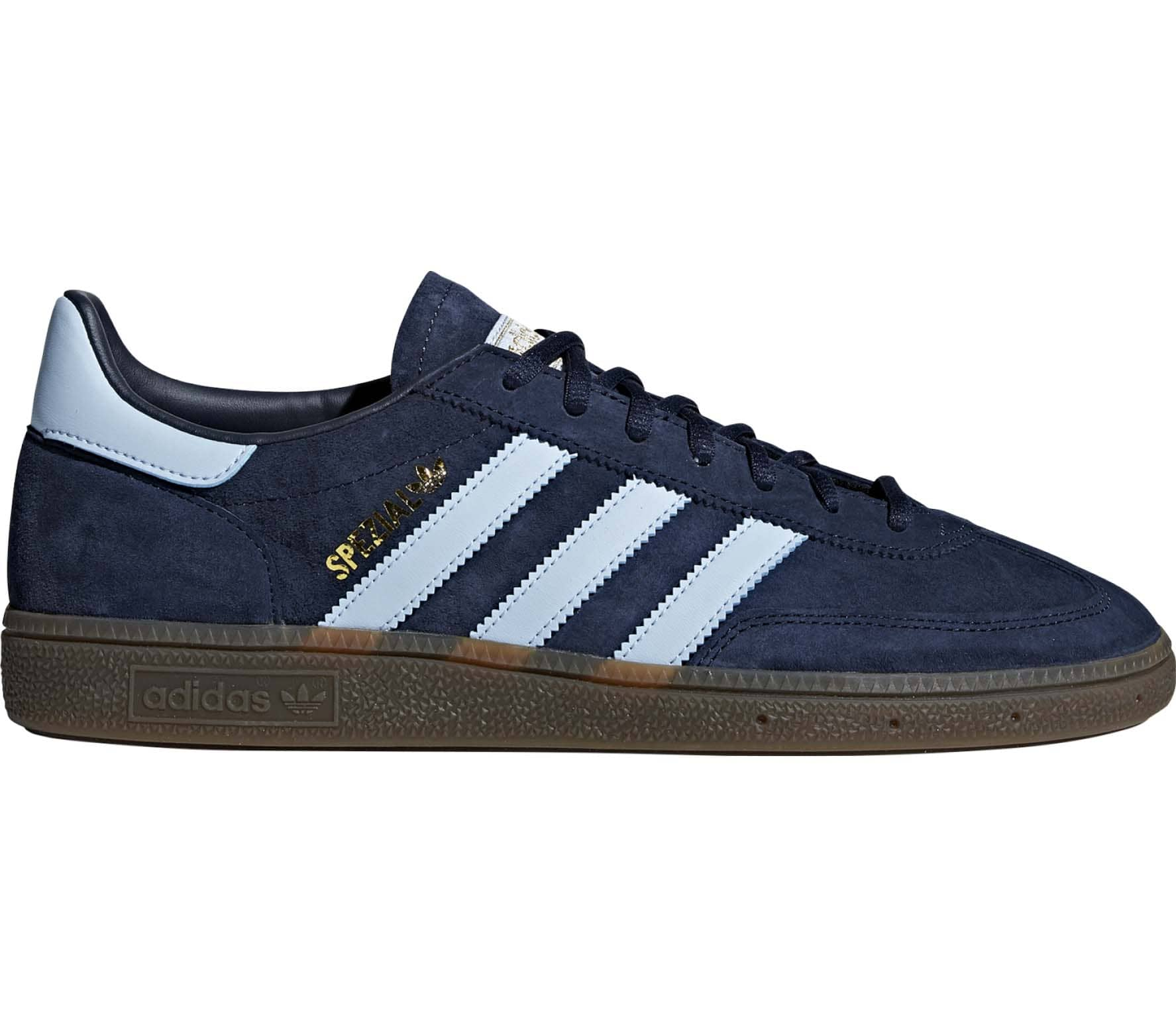 detailed look dd011 5034d adidas Originals - Handball Spezial Herren Sneaker (blau)