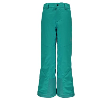 Spyder - Vixen Children skis pants (green)