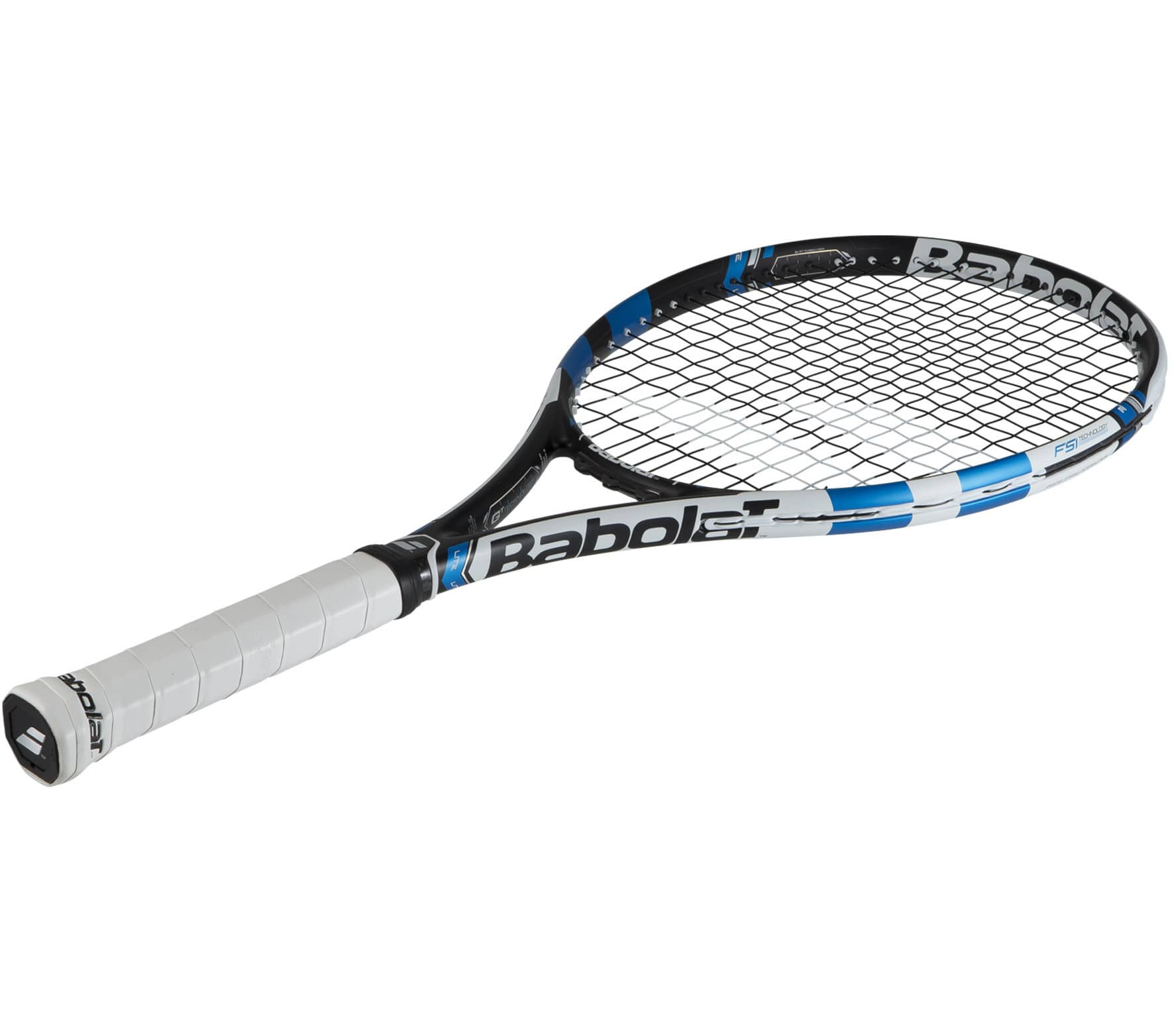 babolat pure drive lite raquette de tennis non cord e noir bleu acheter en ligne keller sports. Black Bedroom Furniture Sets. Home Design Ideas