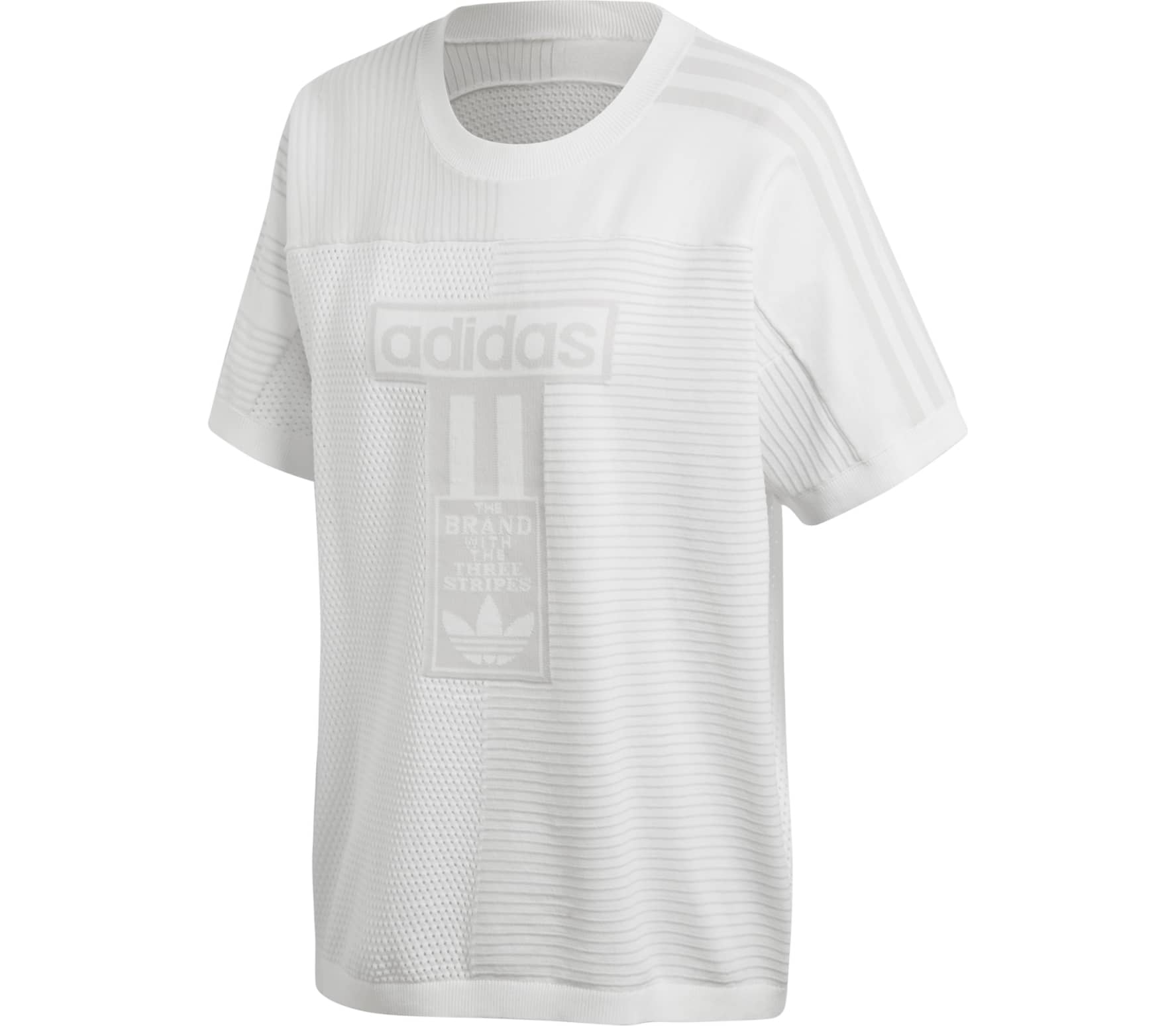 adidas Originals Adibreak Damen T Shirt (weiß)