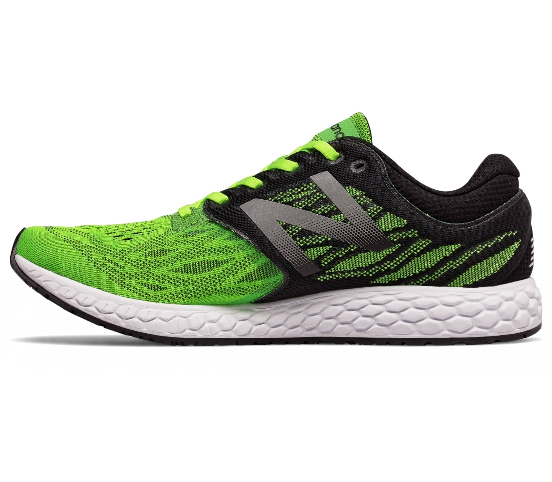 new style c68cb f4ddc New Balance - Fresh Foam Zante v3 men s running shoes (green black)