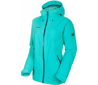 Nara HS Thermo Hooded Women