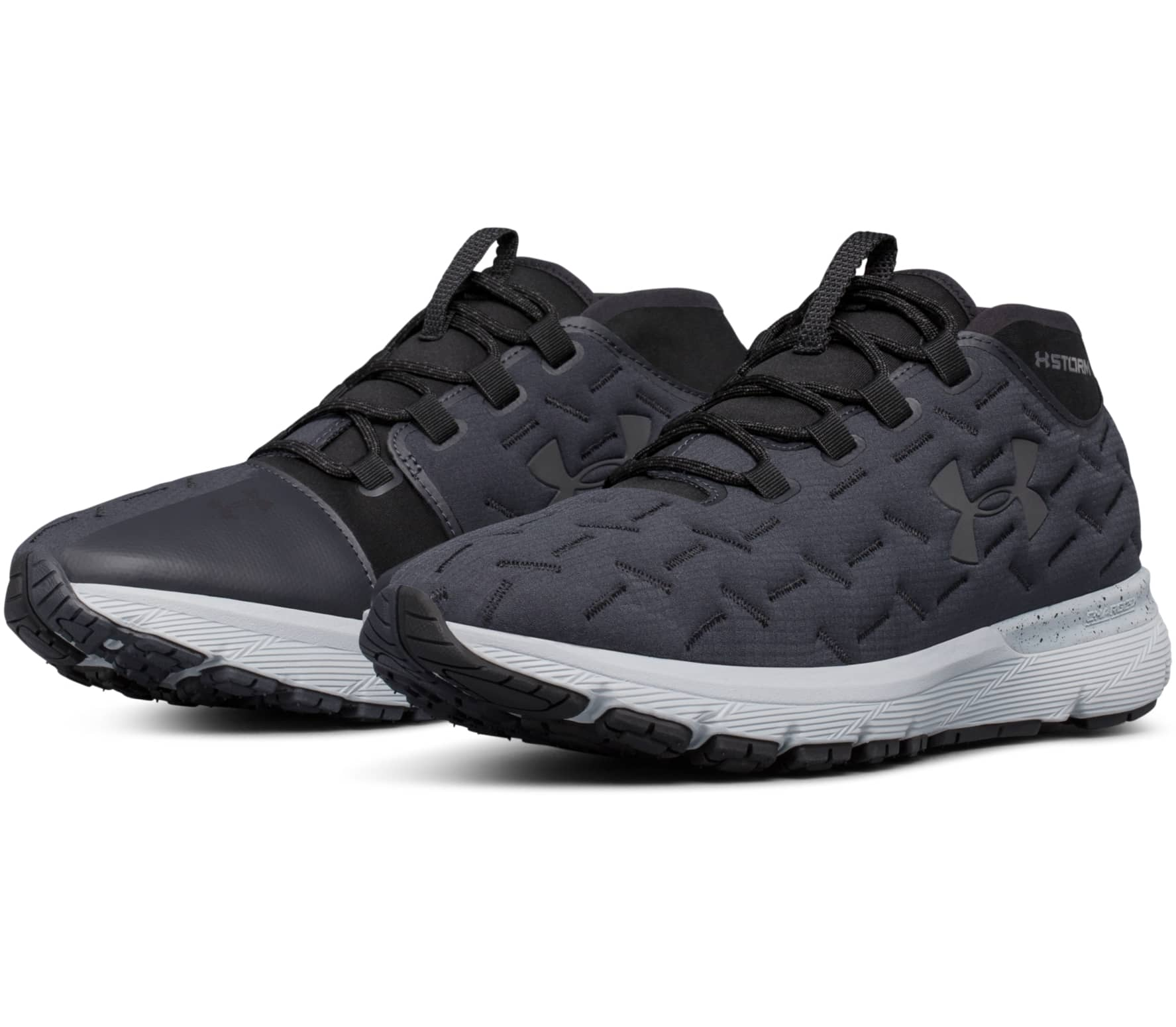 separation shoes 182b6 ab1e6 Under Armour Charged Reactor Men black