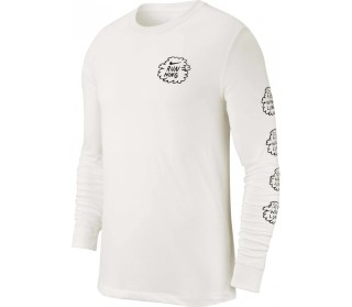 Nike Nathan Bell Dri-FIT Men Running Long Sleeve white