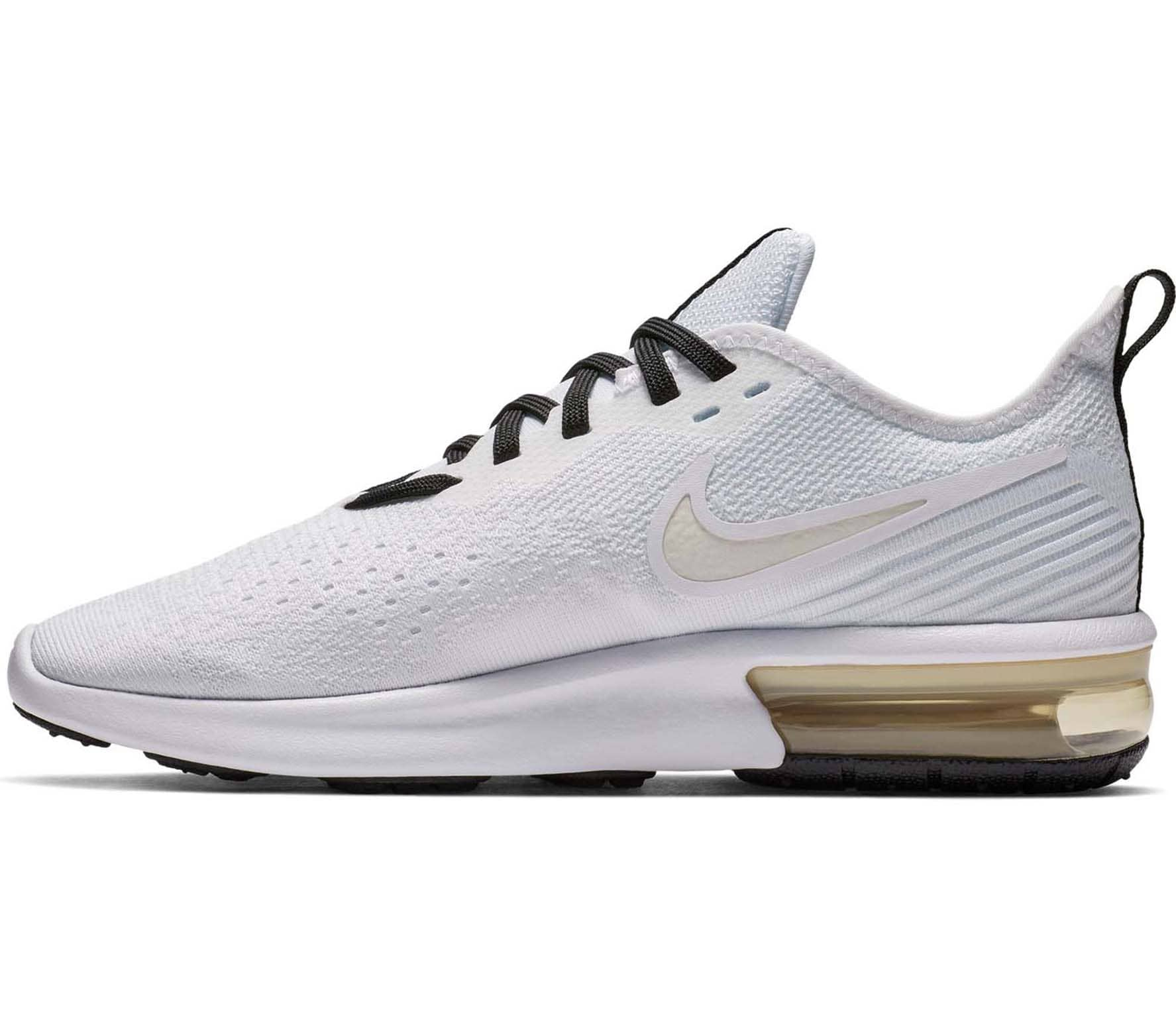 72cd443002 Nike Air Max Sequent 4 Donna bianco
