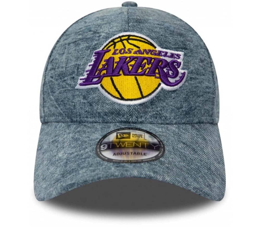 Dipped Denim NBA Cap