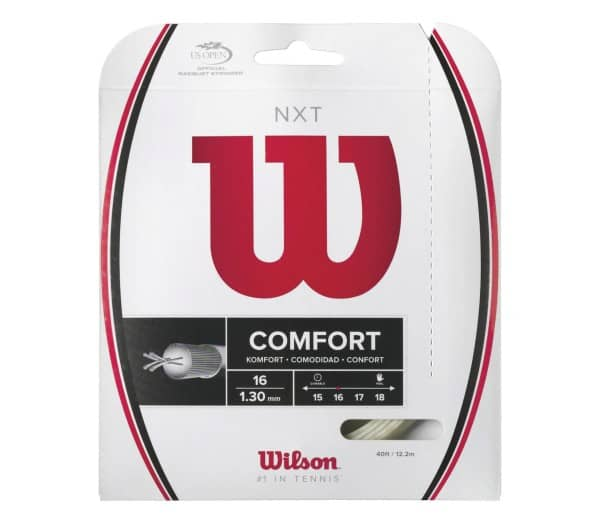 WILSON NXT 12m - 1,30mm Tennis String - 1