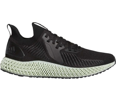 adidas Alphaedge 4D Unisex Running Shoes  black