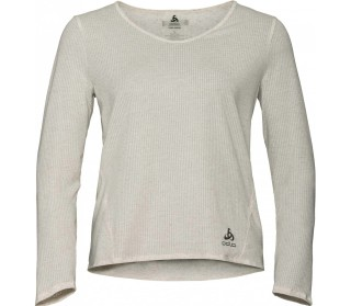 Odlo Lou Linencool BL Top Crew Neck Women silver