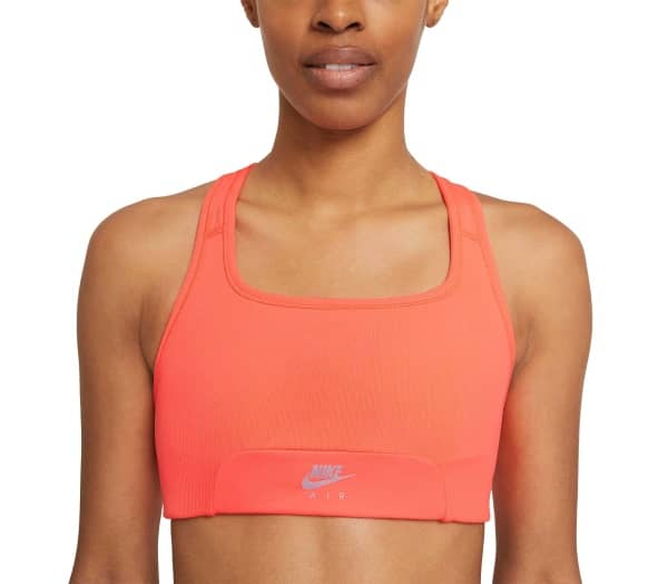 NIKE Air Swoosh Medium Support Damen Sport BH - 1