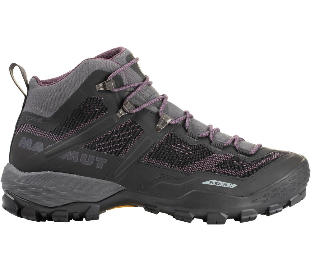 MAMMUT Ducan Mid GTX Women Hiking Boots (grey purple) 143,90 €