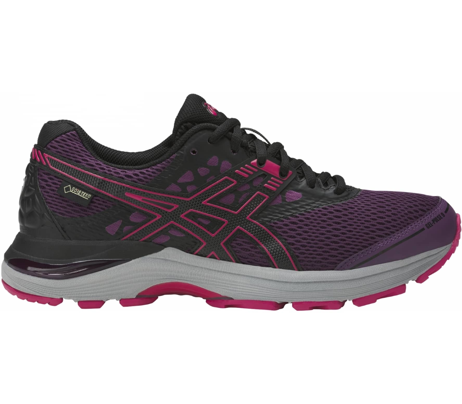 ASICS Gel-Pulse 9 G-TX Damen rot