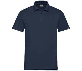 HEAD Logo Men Tennis Polo Shirt
