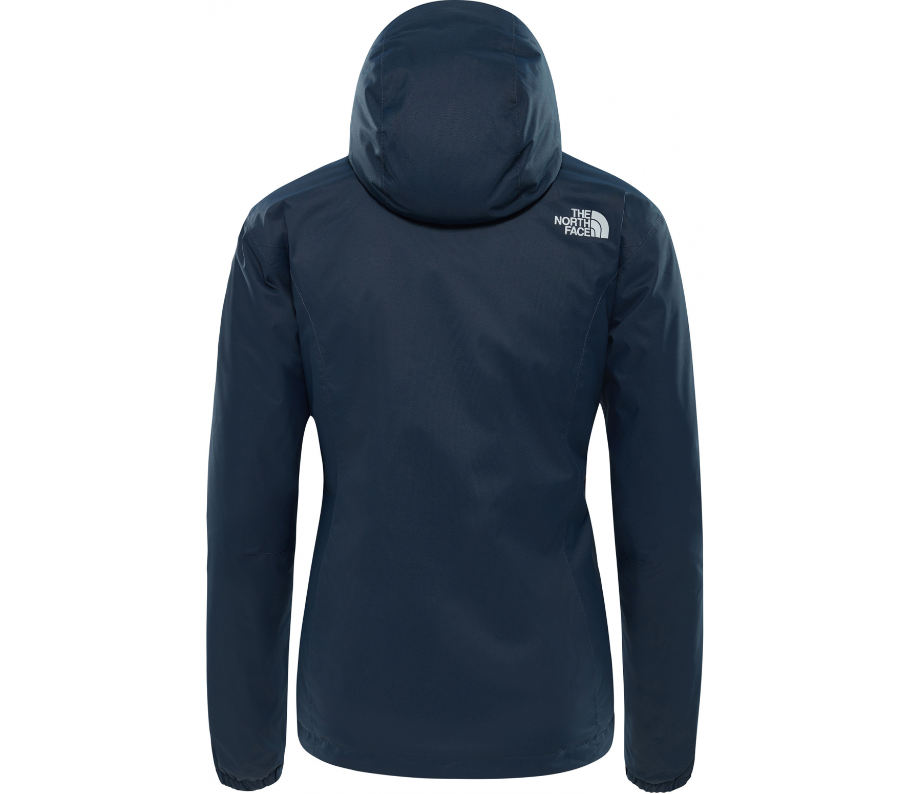 aad31f0dff The North Face - Quest Insulated women s outdoor jacket (blue) - buy ...