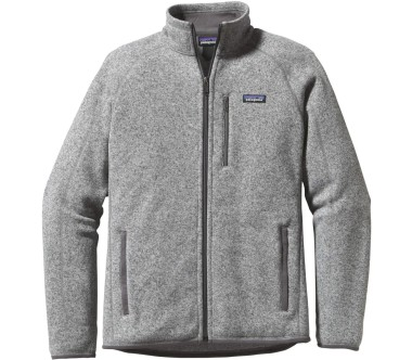 Patagonia - Better sweater men's fleece jacket (light grey)