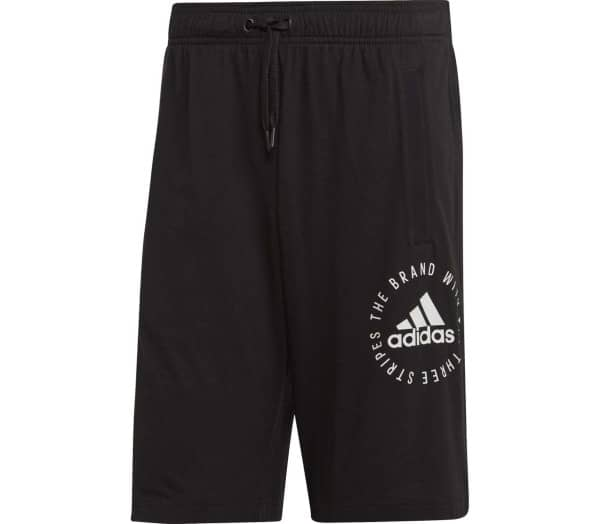 ADIDAS SID mesh fabric mix Hommes Short - 1