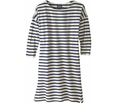Patagonia - Seatoller women's dress (dark blue/white)