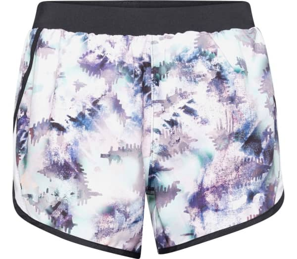 UNDER ARMOUR Fly By 2.0 Printed Damen Laufshorts - 1