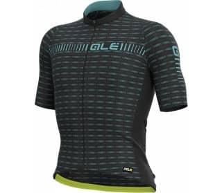 Alé Graphics PRR Green Road Herren Trikot