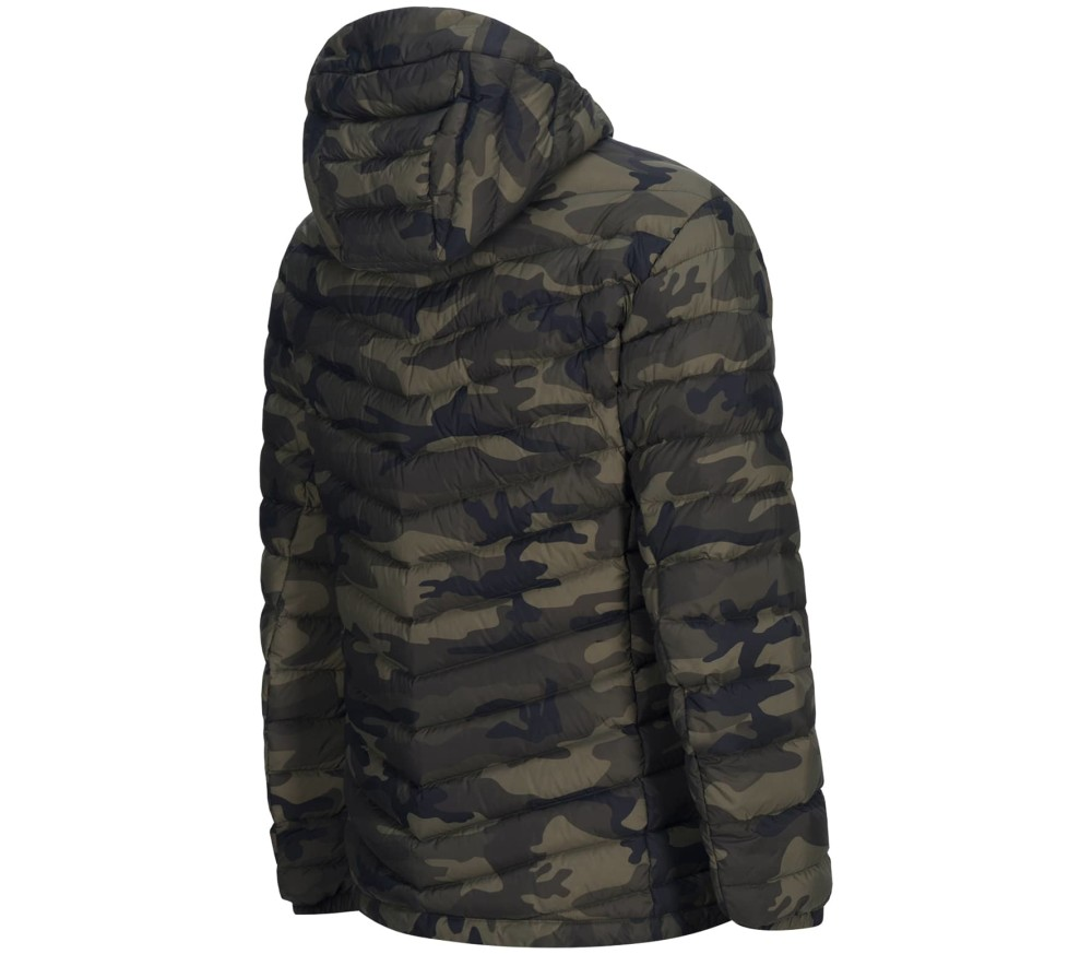 Peak Performance - Frost Camo men's down jacket (oliv)